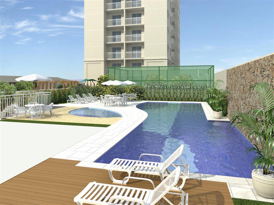   Fatto Santo André - Apartamento no Centro - Santo André - São Paulo