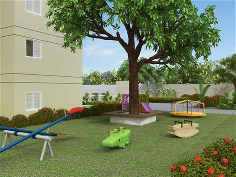 | Mérito Santo André - Apartamento na Vila Homero Thon  - Santo André - São Paulo