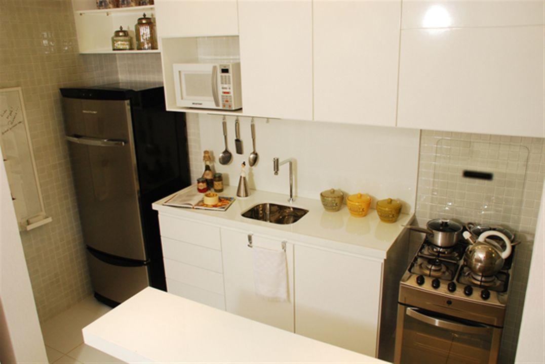 2 dormitórios - Cozinha