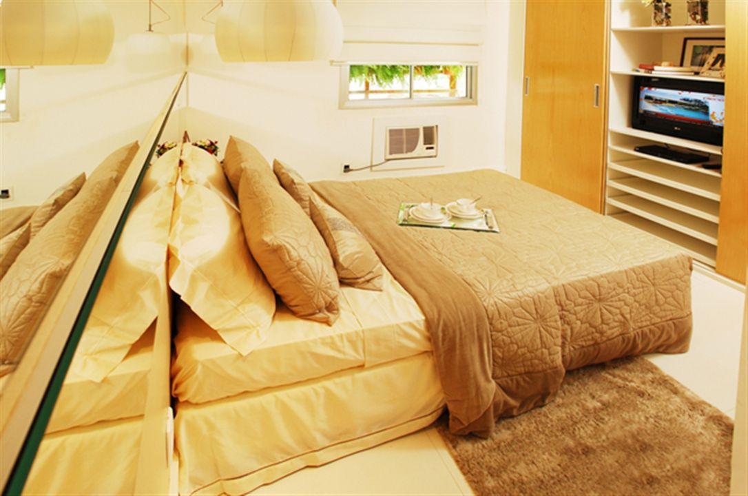 3 dormitórios - Casal