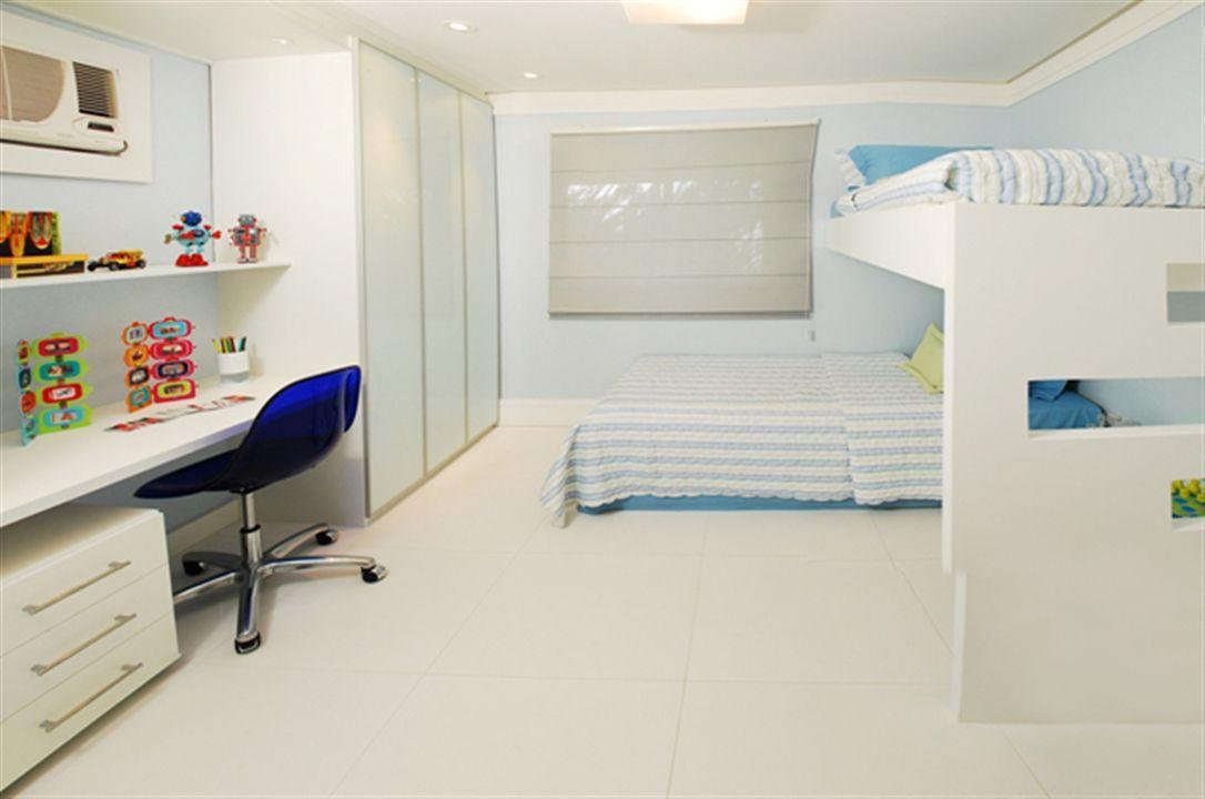 3 dormitórios - Quarto menino