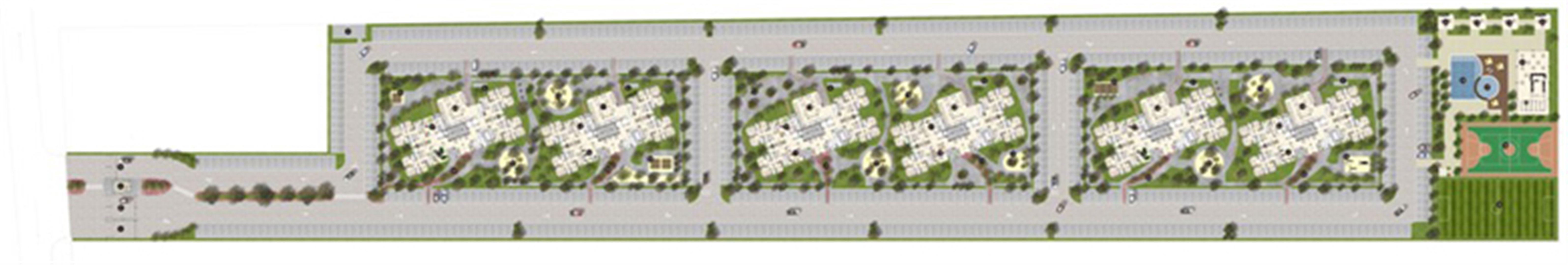Planta:  | Pleno Residencial - Apartamento no Centro de Ananindeua - Ananindeua Pará