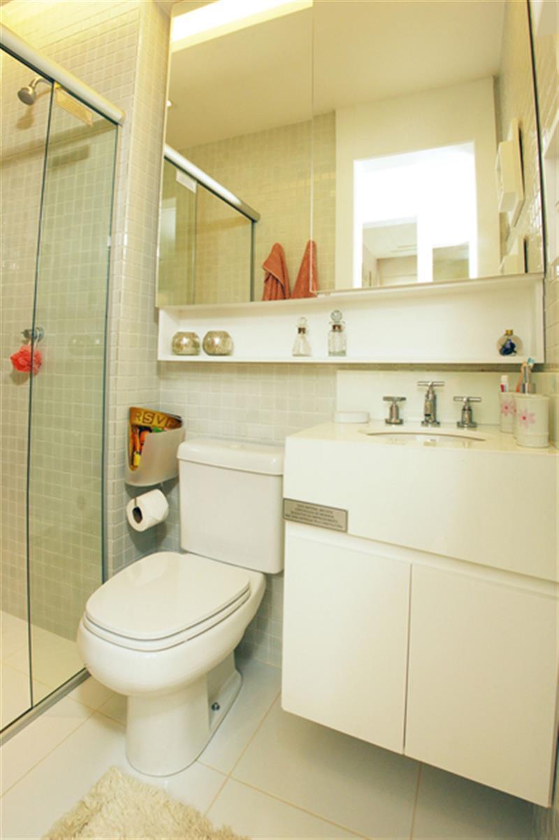 Dormitorios banheiro social