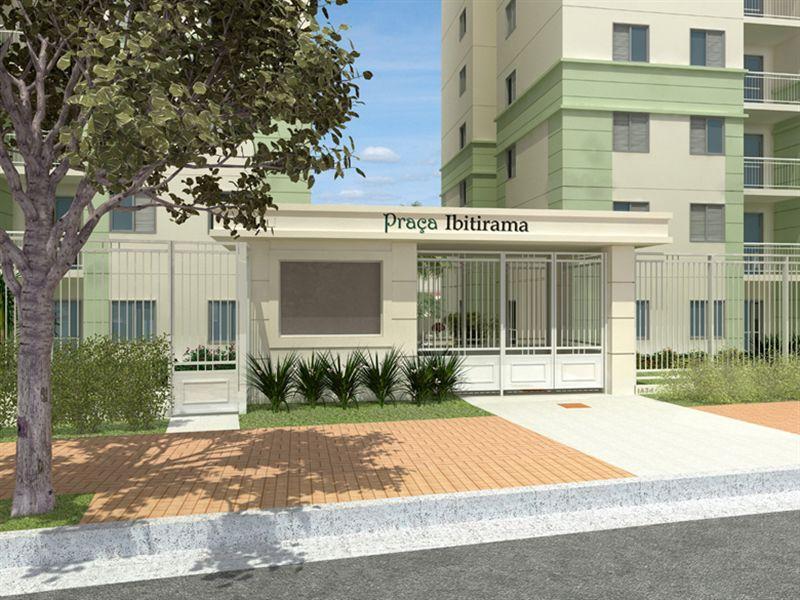 | Praça Ibitirama - Apartamento na Vila Prudente - São Paulo - São Paulo