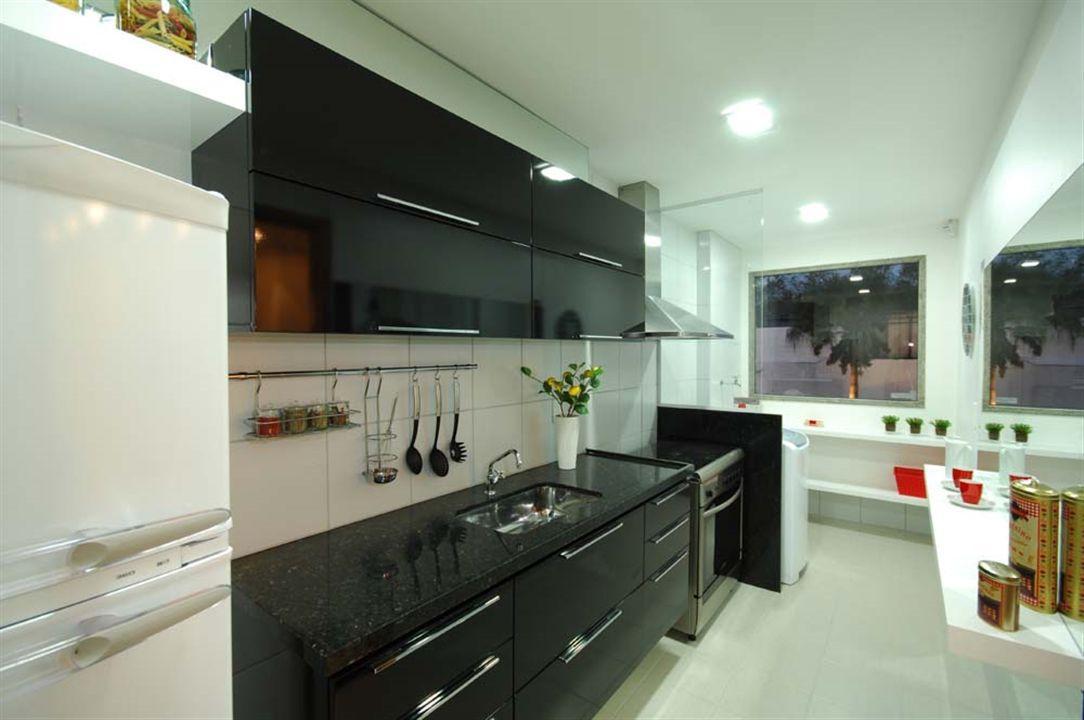 Apartamentos 2 Quartos - Cozinha