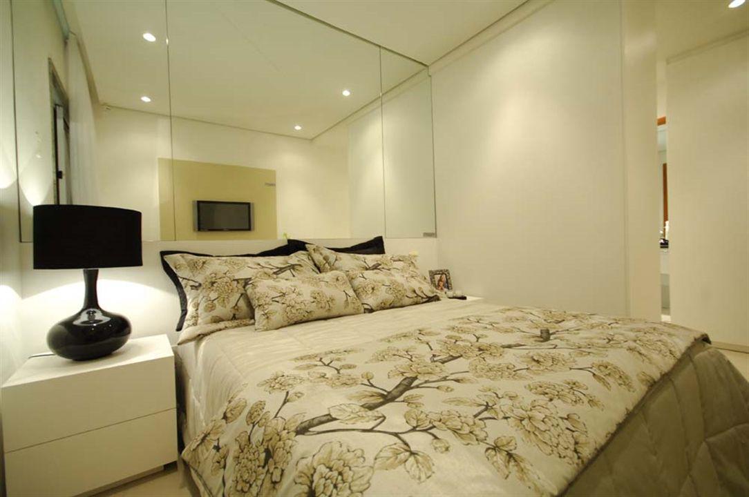 Apartamentos 2 Quartos - Suíte