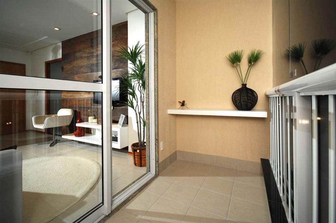 Apartamentos 2 Quartos - Varanda
