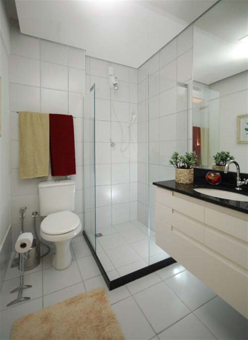 Apartamentos 3 Quartos - Banheiro Social