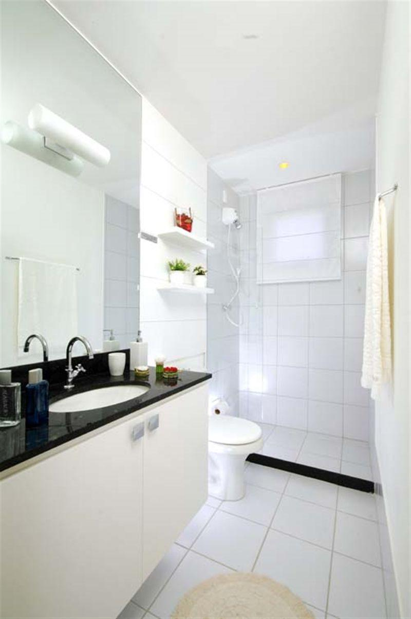 Apartamentos 3 Quartos - Banheiro Suíte