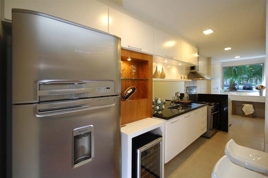 Apartamentos 3 Quartos - Cozinha (2)