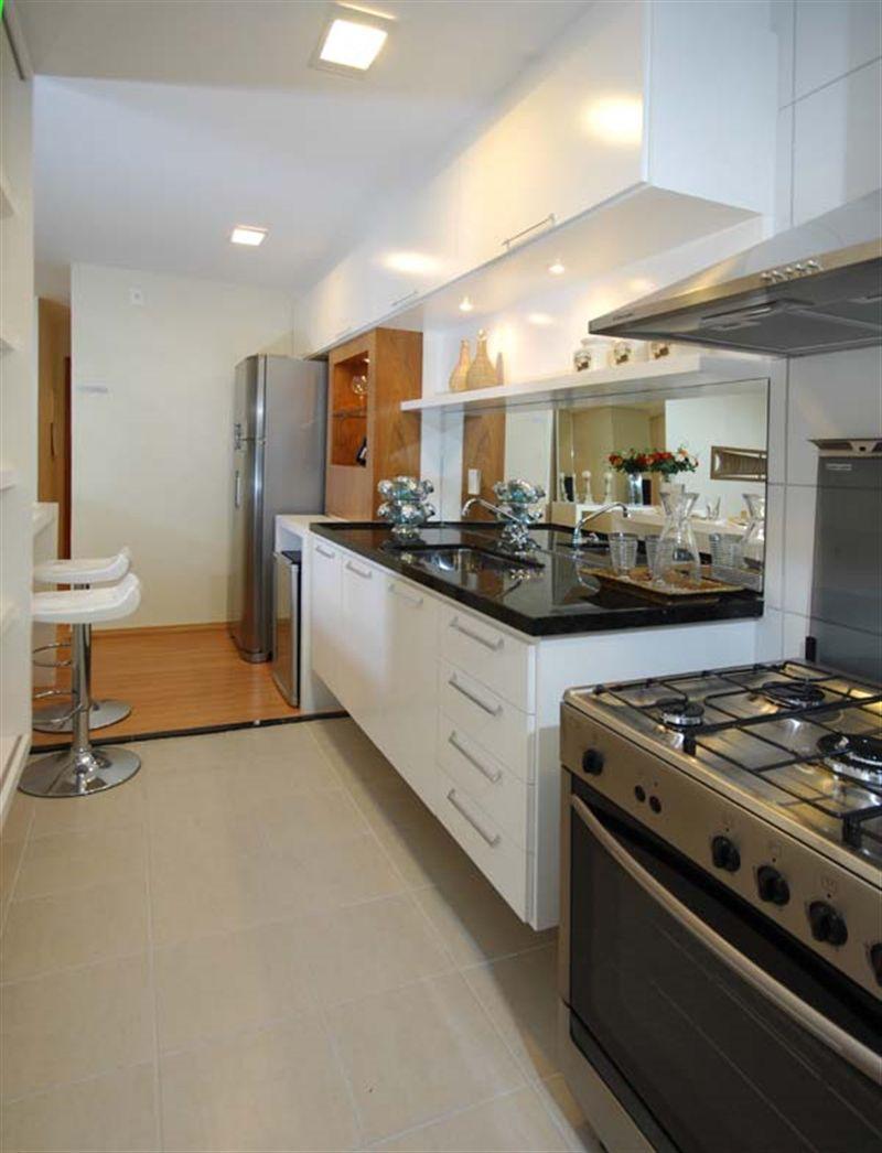 Apartamentos 3 Quartos - Cozinha
