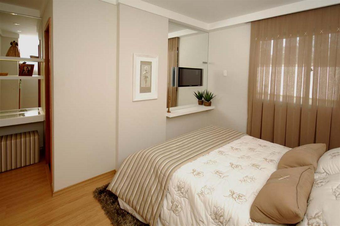 Apartamentos 3 Quartos - Panorâmica Suíte