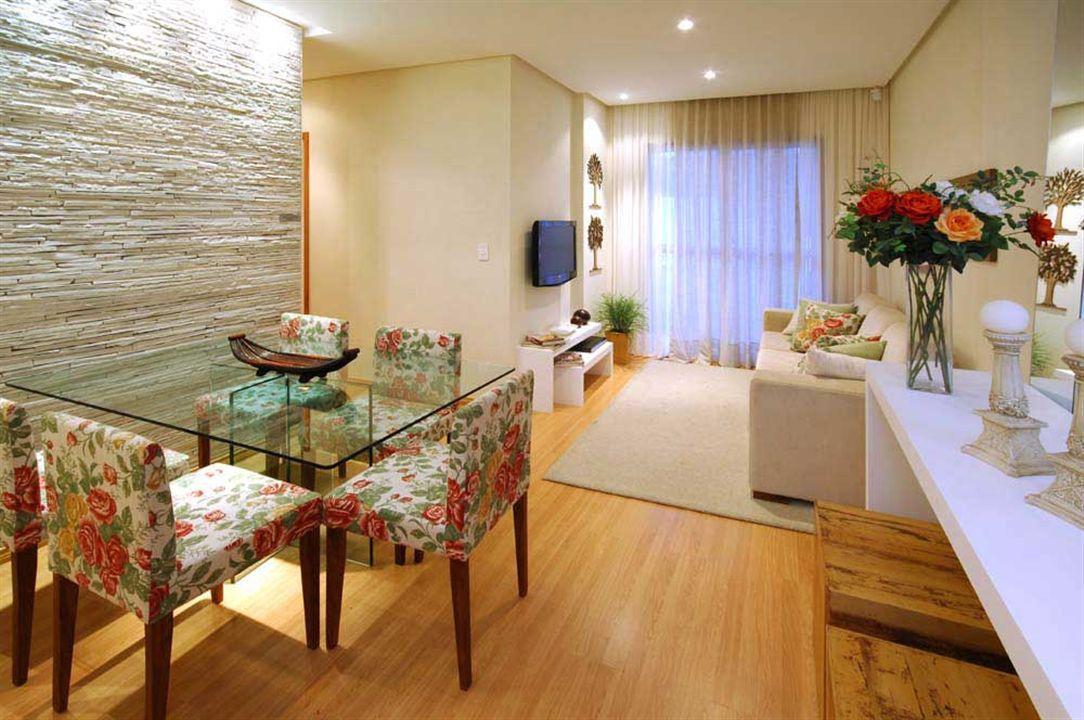 Apartamentos 3 Quartos - Sala de Estar