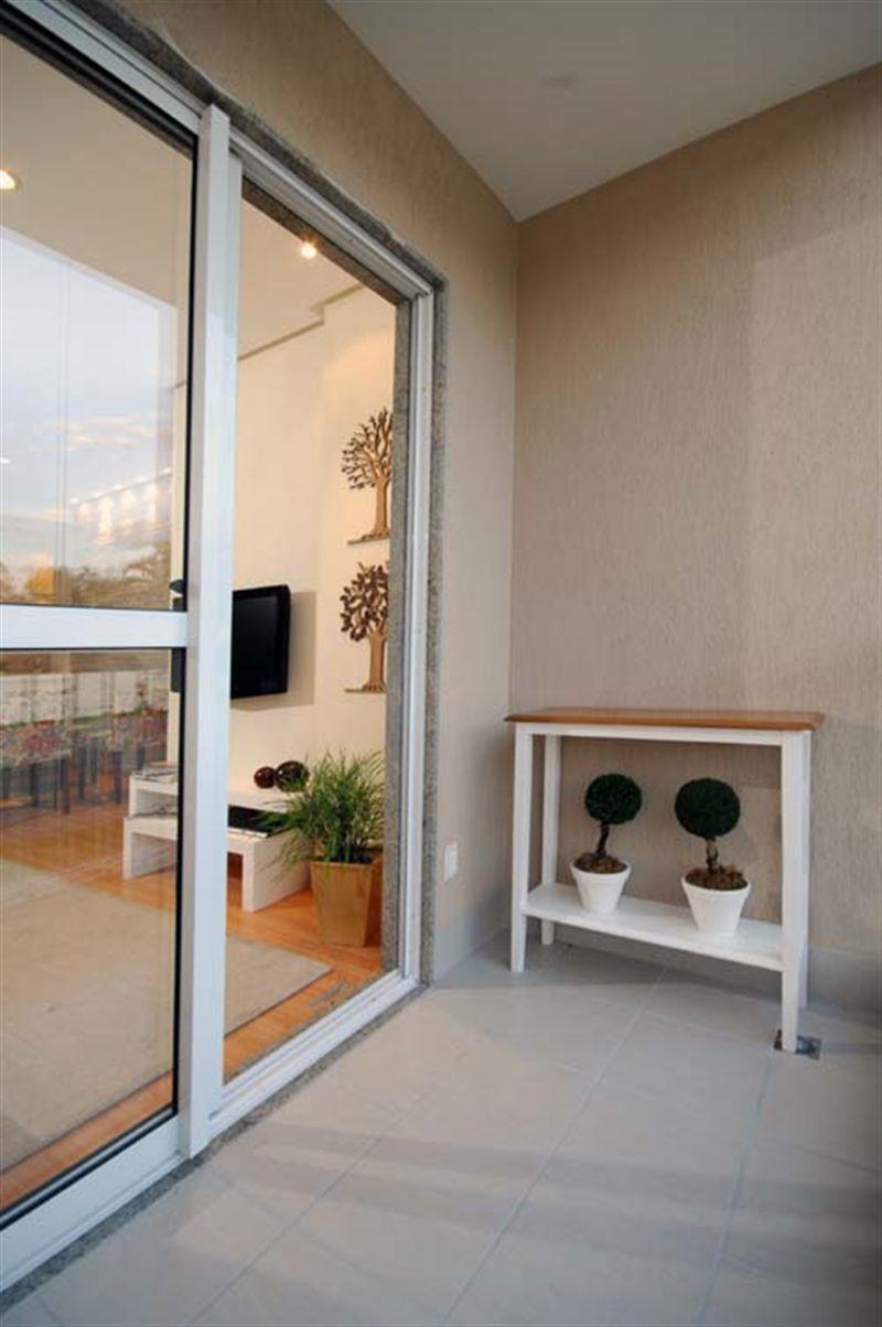 Apartamentos 3 Quartos - Varanda