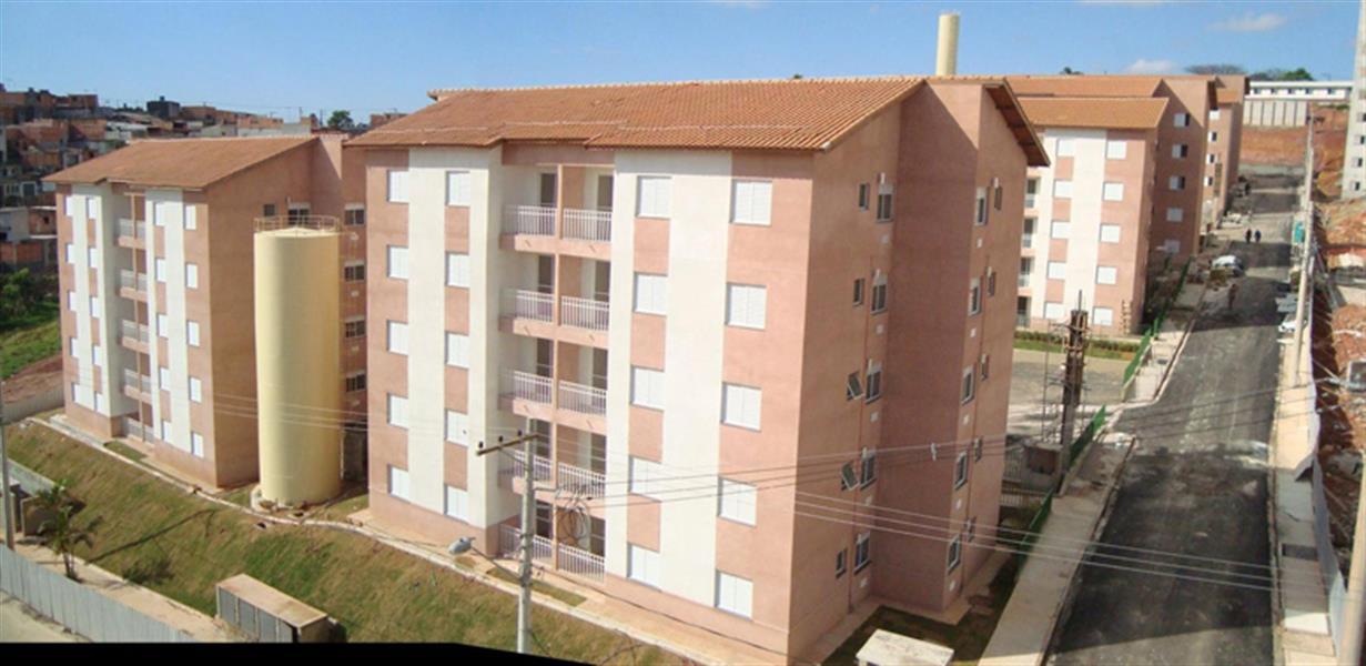 Acabamento Parque dos Sonhos - Buriti - Apartamento em Campo Grande - Rio de Janeiro, RJ