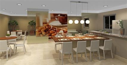 Perspectiva Sala~o de Festyas Gourmet 1, 2 e 3 fases