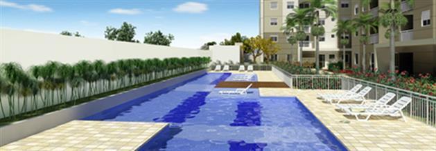 | Alcance Clube Residencial - Apartamento no Sacomã - São Paulo - São Paulo