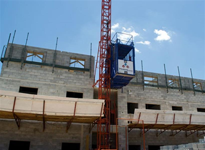 Estrutura Fatto Acqua - Apartamento no Jardim Copacabana - São José dos Campos, SP