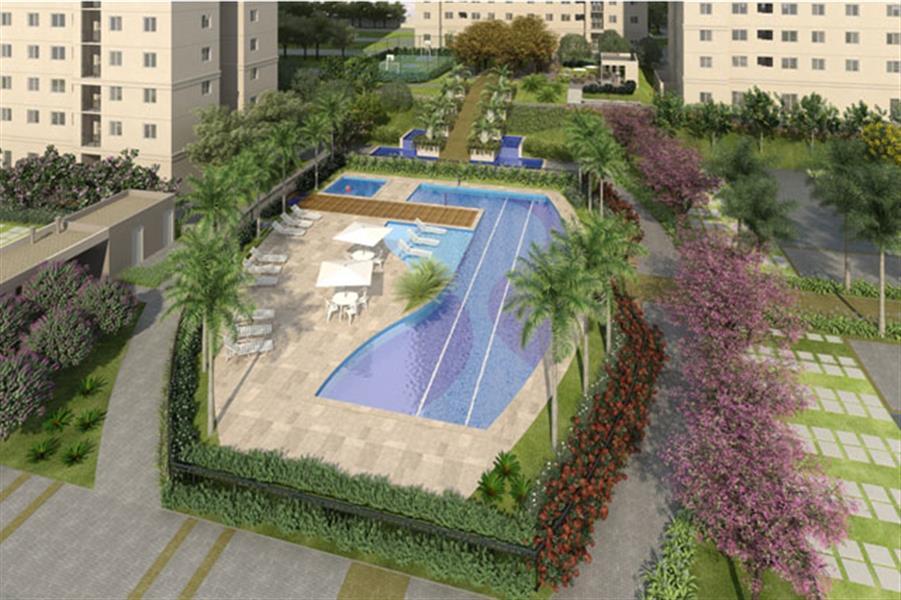 | Fatto Acqua - Apartamento no Jardim Copacabana - São José dos Campos - São Paulo