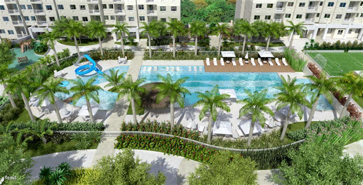 | Norte Village - Apartamento no Cachambi - Rio de Janeiro - Rio de Janeiro
