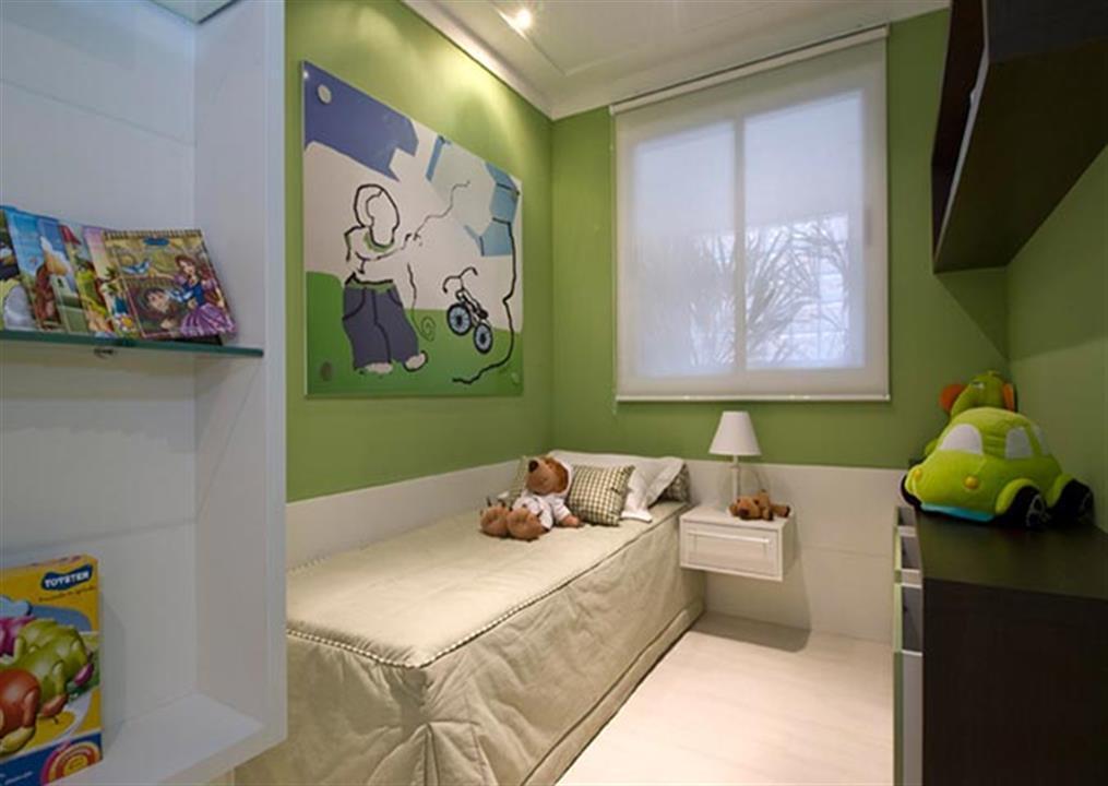 Living Apartamento 3 Dormitórios, sendo 1 suíte