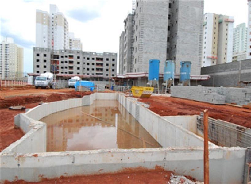 Estrutura Fatto Mansões - Apartamento em Mansões - Campinas, SP