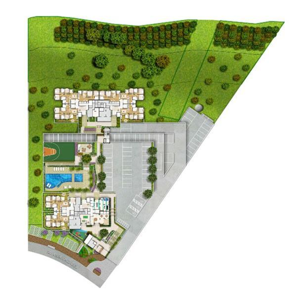 Planta:  | Fatto Passion Vila Augusta - Apartamento no Centro - Guarulhos SP
