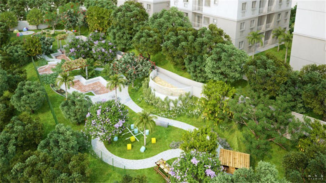 | Vert Vita Bosque Residencial - Apartamento em Jacarepaguá - Rio de Janeiro - Rio de Janeiro