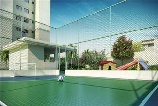 Imagem de referência da quadra recreativa (Certto Curuçá Club)