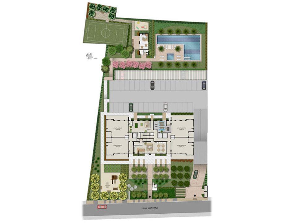 Planta:    Reserva Bosque dos Jequitibás - Apartamento no Bosque - Campinas SP