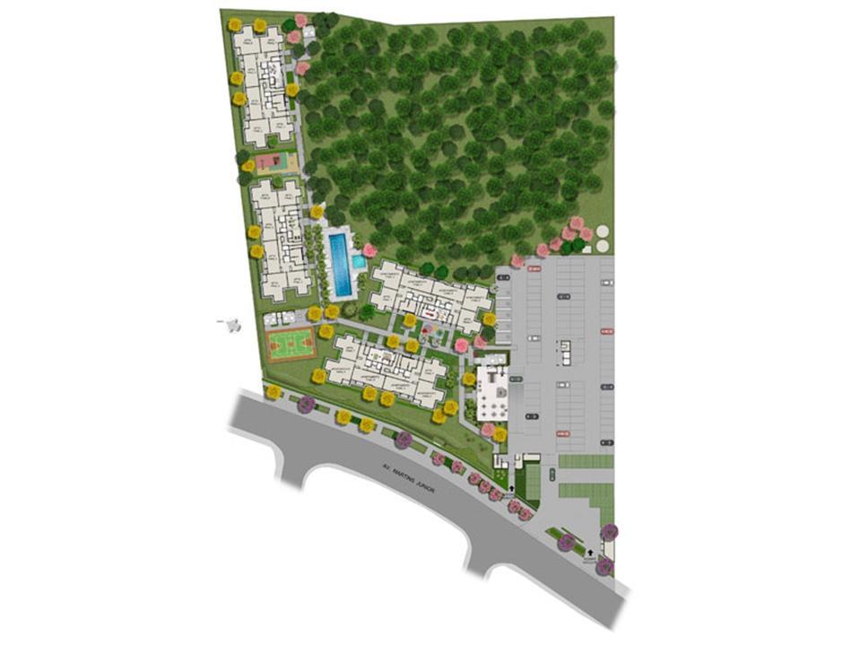 Planta:  | Mais Guarulhos - Apartamento no Jardim Bela Vista  - Guarulhos SP