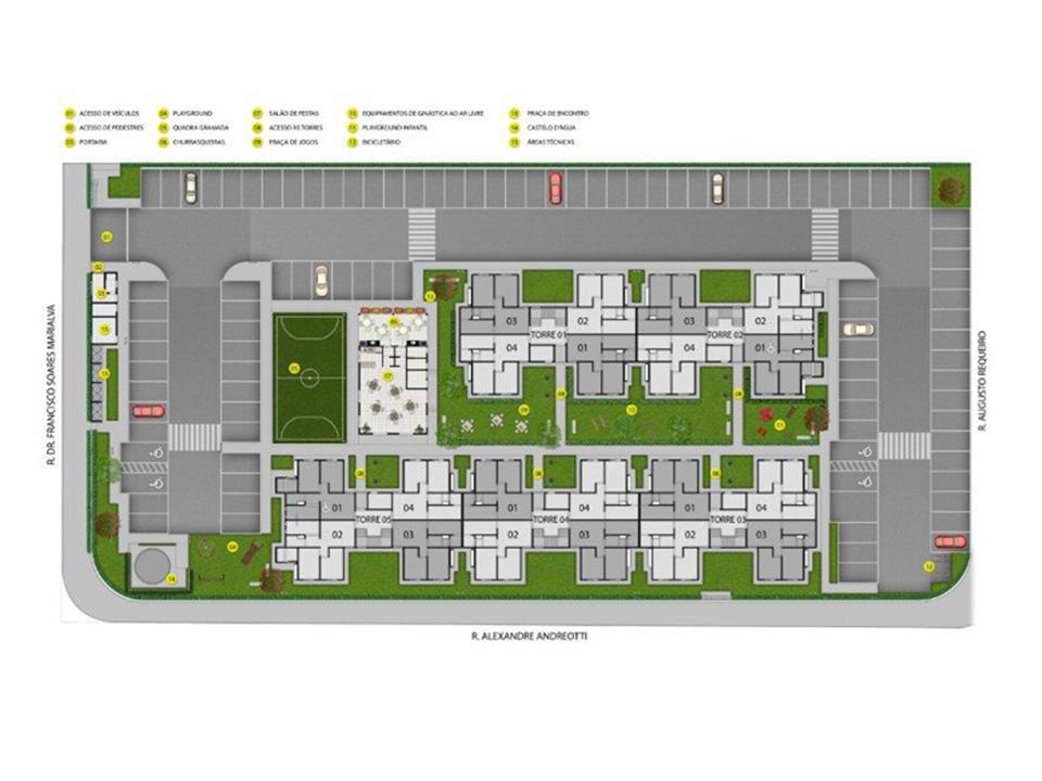 Planta:  | Meu Lar Mogi - Apartamento em Jundiapeba - Mogi das Cruzes SP