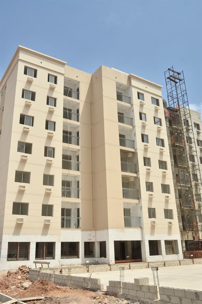 Acabamento Alegro - Apartamento em Tapanã - Belém, PA