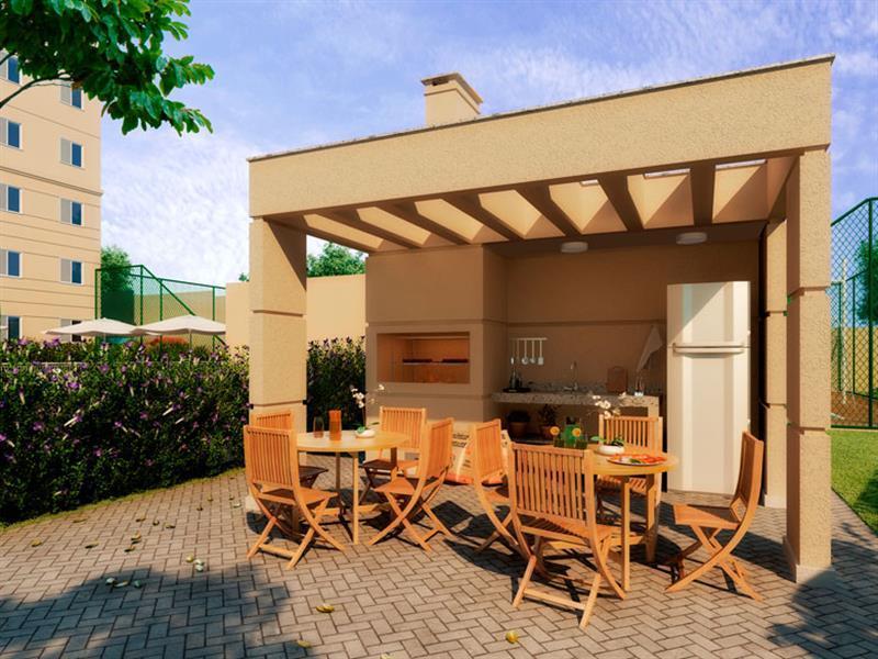 Planta:  | Vita Alto do Ipiranga - Apartamento no Parque Santana - Mogi das Cruzes SP
