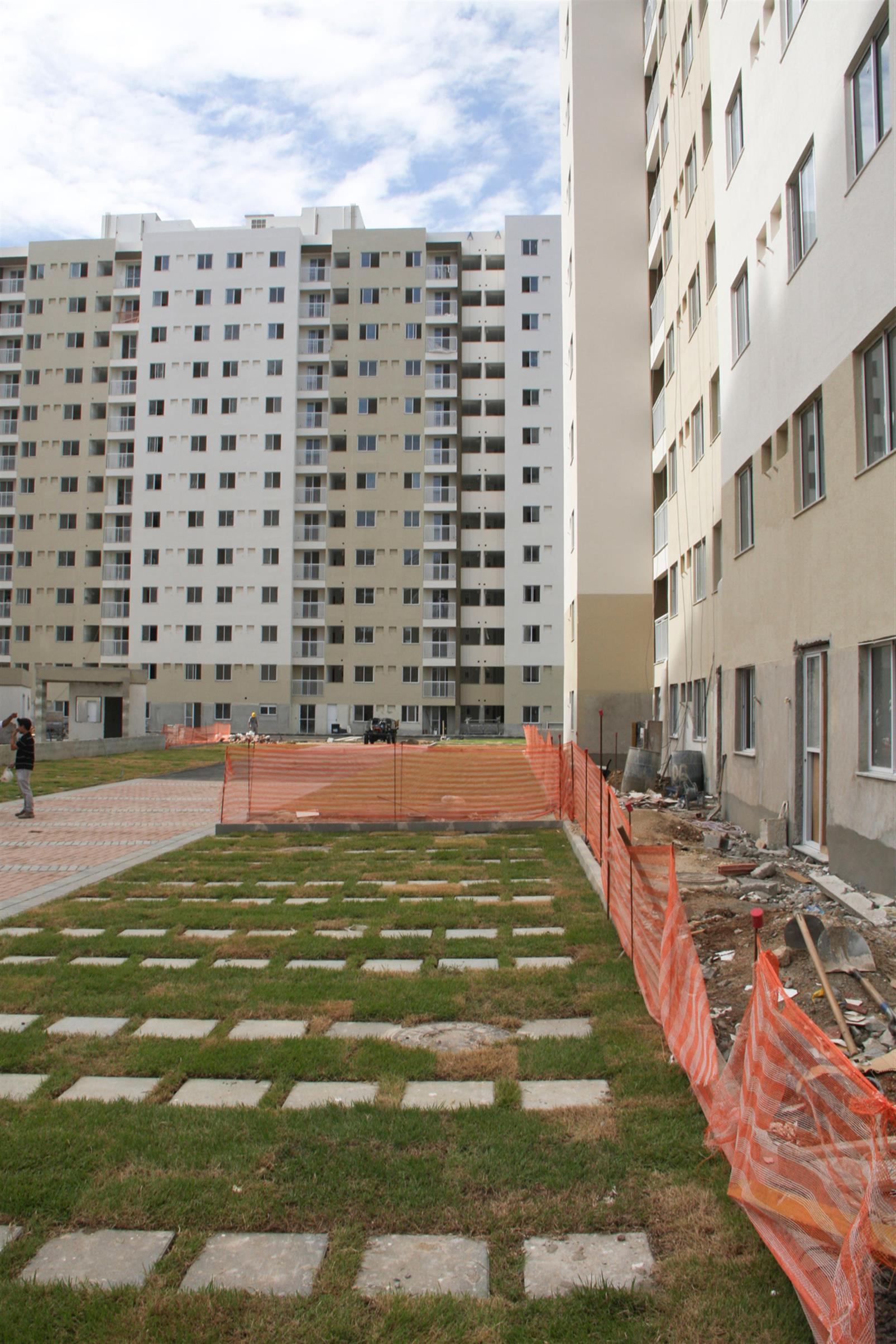 Acabamento Rio Parque - América Condomínio - Apartamento no Del Castilho - Rio de Janeiro, RJ