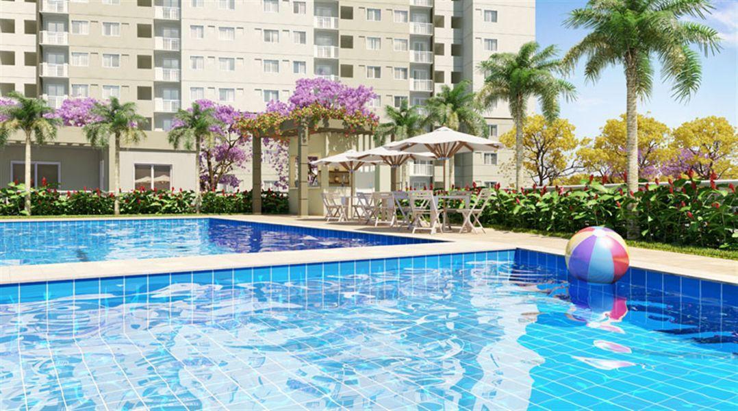 | Rio Parque - América Condomínio - Apartamento no Del Castilho - Rio de Janeiro - Rio de Janeiro