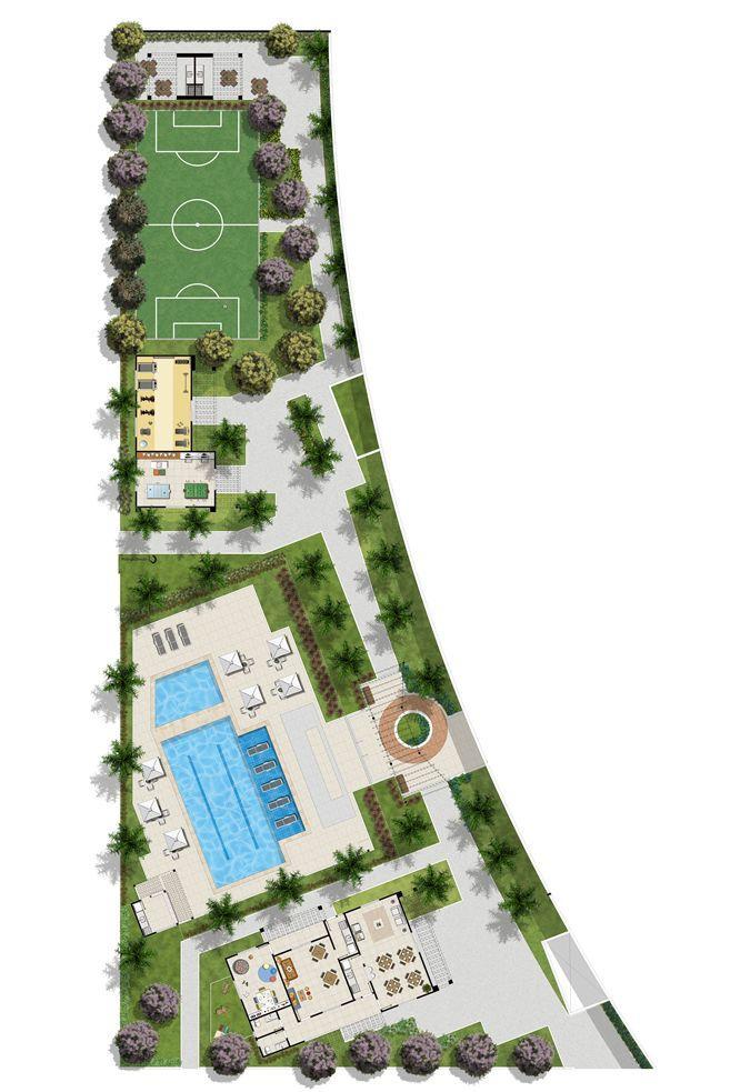 Planta:  | Rio Parque - América Condomínio - Apartamento no Del Castilho - Rio de Janeiro RJ