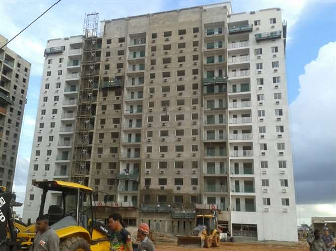 Alvenaria Pleno Residencial - Apartamento em Jacarati - São Luís, MA