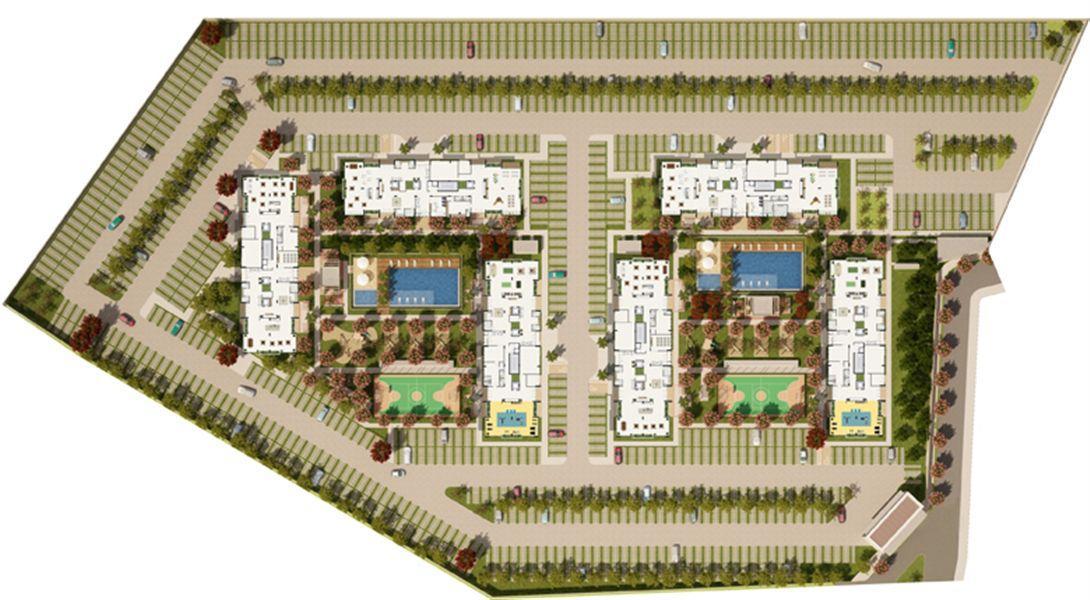 Planta:  | Pleno Residencial - Apartamento em Jacarati - São Luís Maranhão