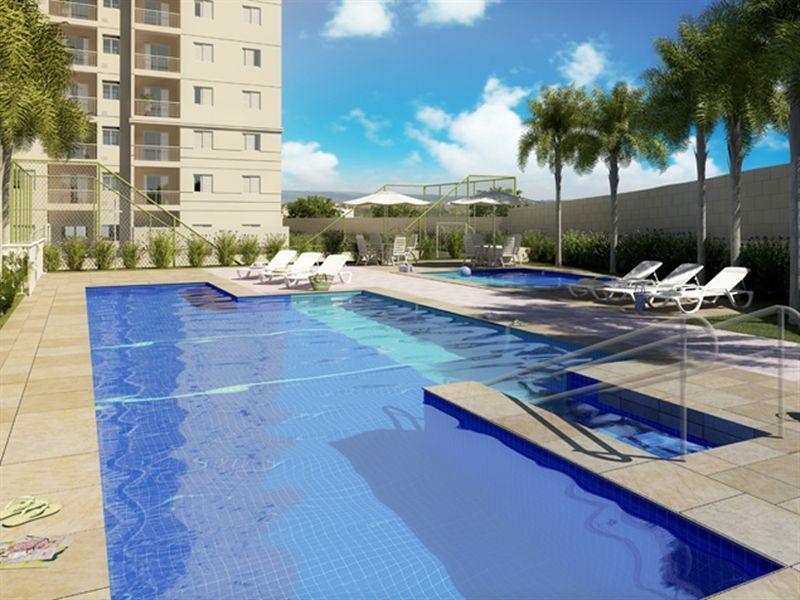 | Vita Parque - Apartamento no Parque Industrial - Campinas - São Paulo