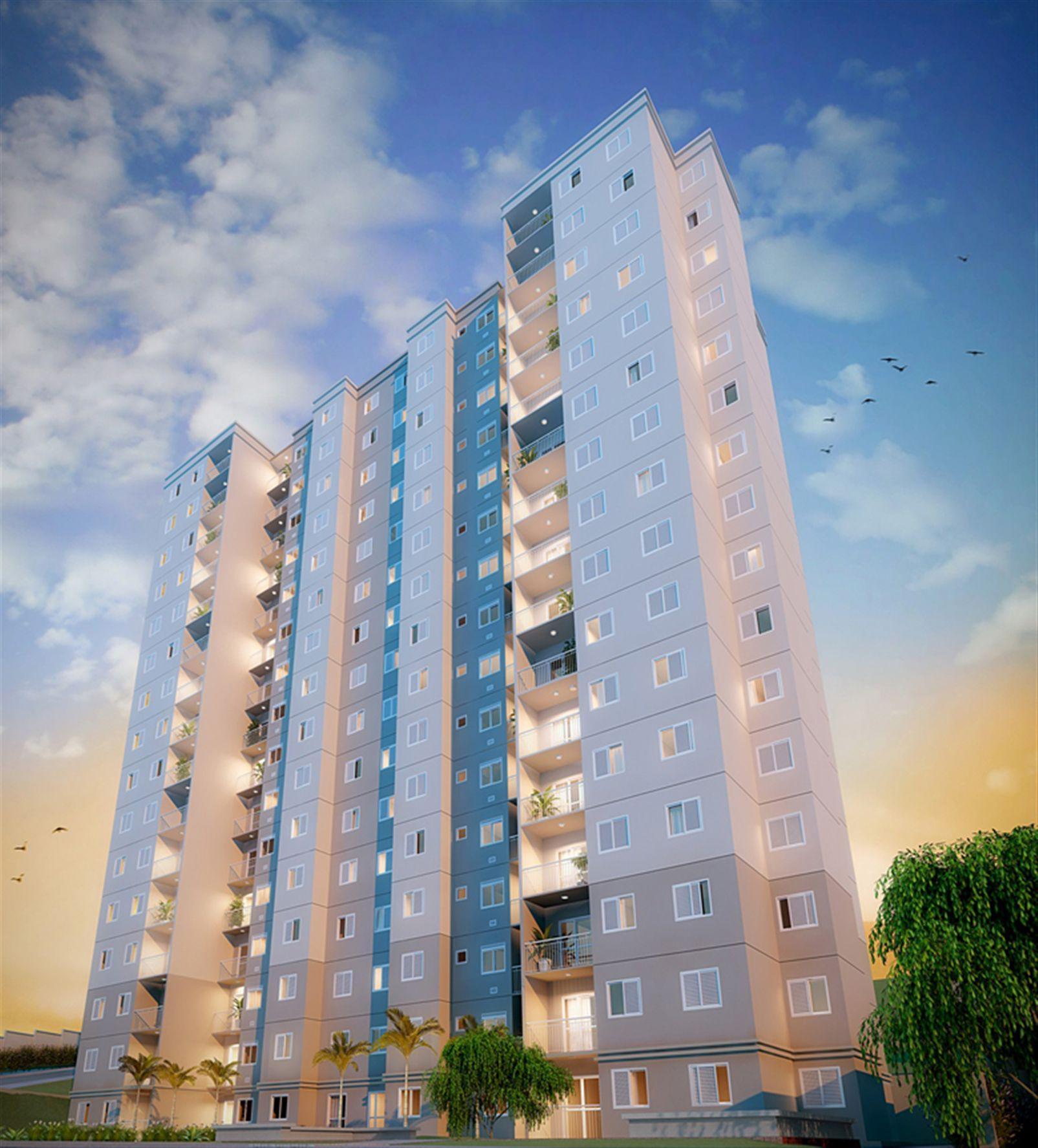 | Vista Park - Alameda Pássaros (Fase 1) - Apartamento na Ponte São João - Jundiaí - São Paulo