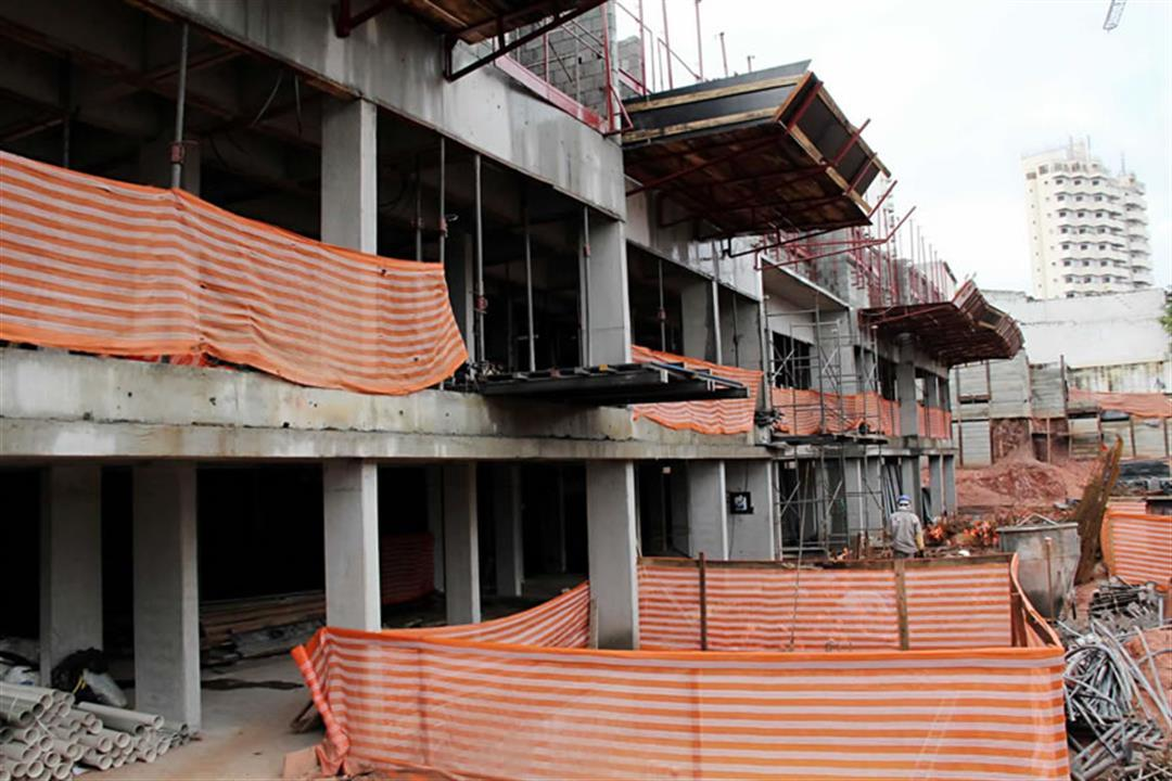 Estrutura Vita São Miguel - Apartamento na Vila Jacuí - São Paulo, SP