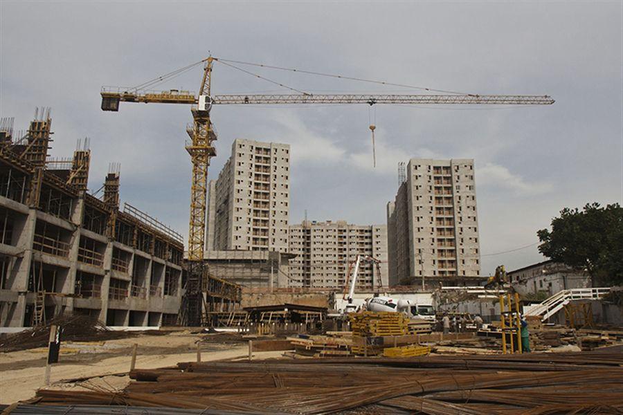Alvenaria Rio Parque - Rio Residencial - Apartamento no Del Castilho - Rio de Janeiro, RJ
