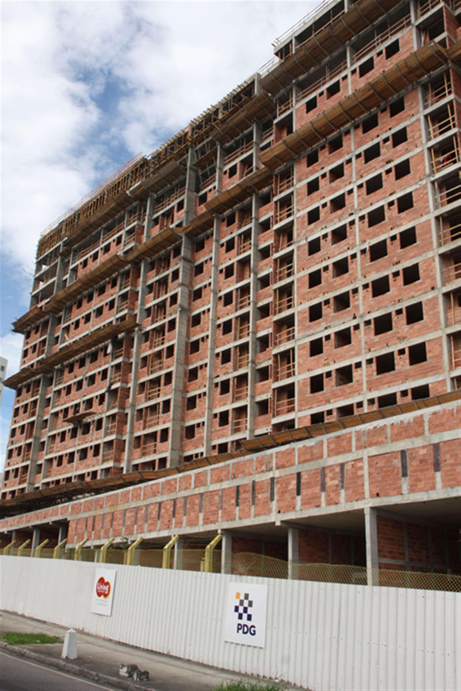 Estrutura Rio Parque - Rio Residencial - Apartamento no Del Castilho - Rio de Janeiro, RJ