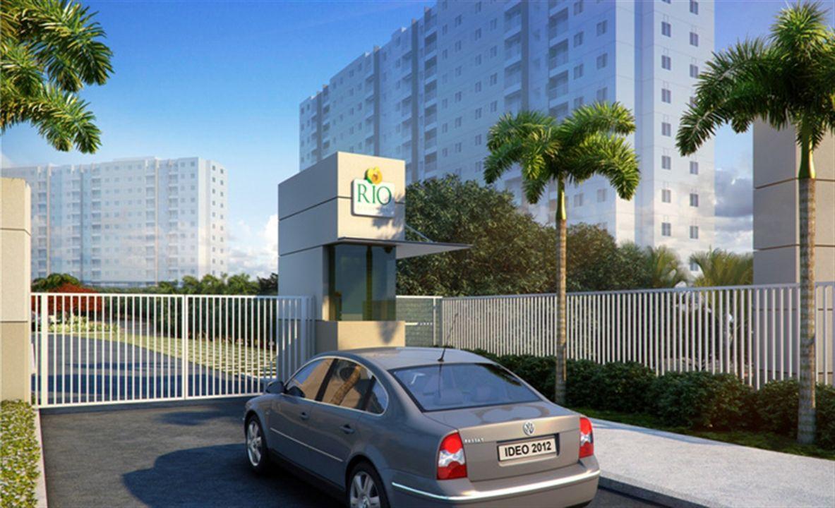 | Rio Parque - Rio Residencial - Apartamento no Del Castilho - Rio de Janeiro - Rio de Janeiro
