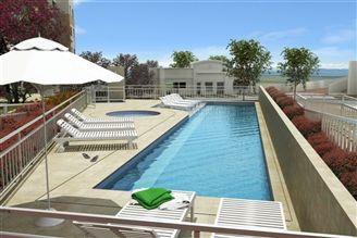 Perspectiva ilustrada piscina