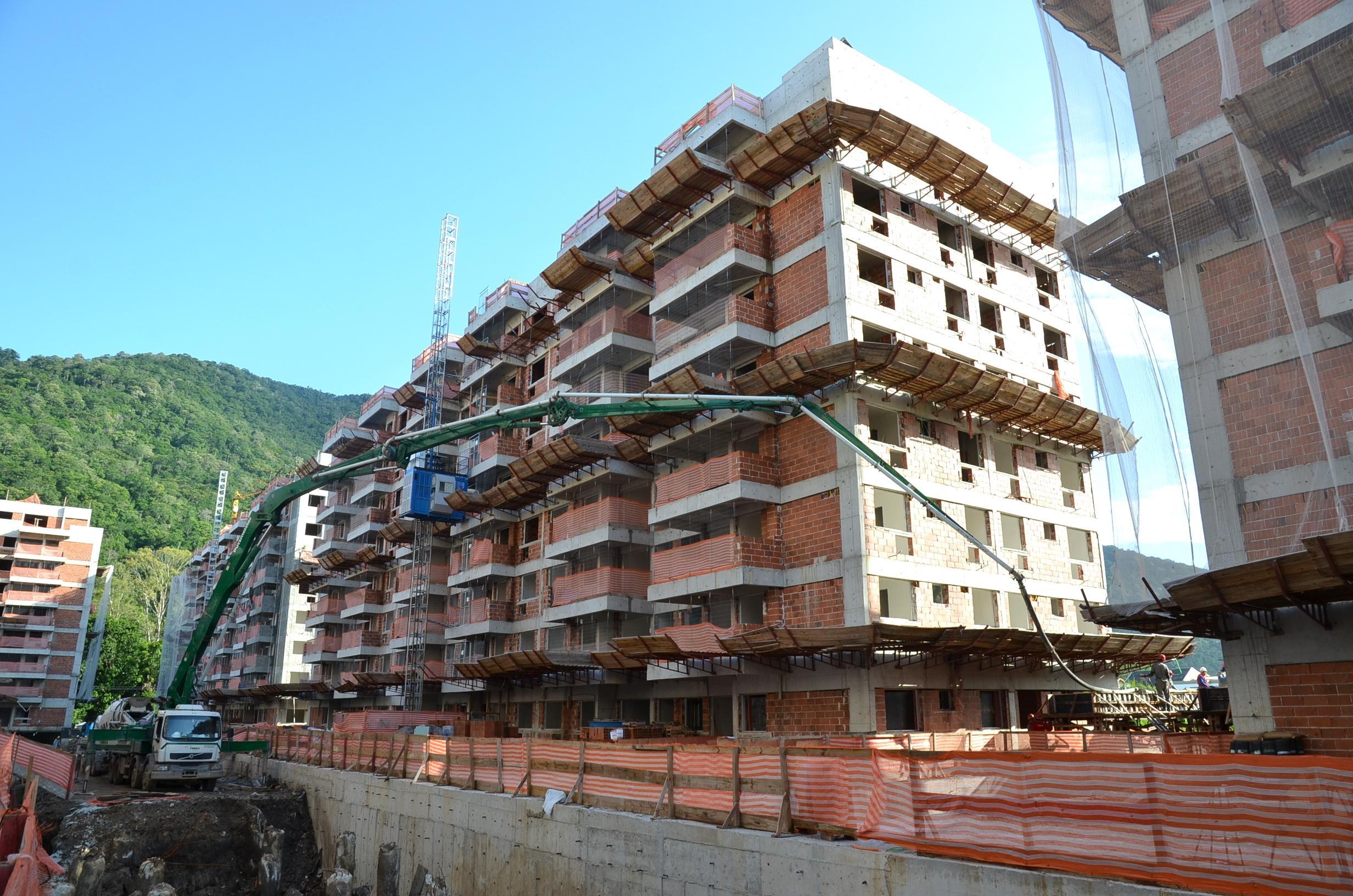 Estrutura | Ocean Pontal Residence – Apartamentono  Recreio dos Bandeirantes - Rio de Janeiro - Rio de Janeiro