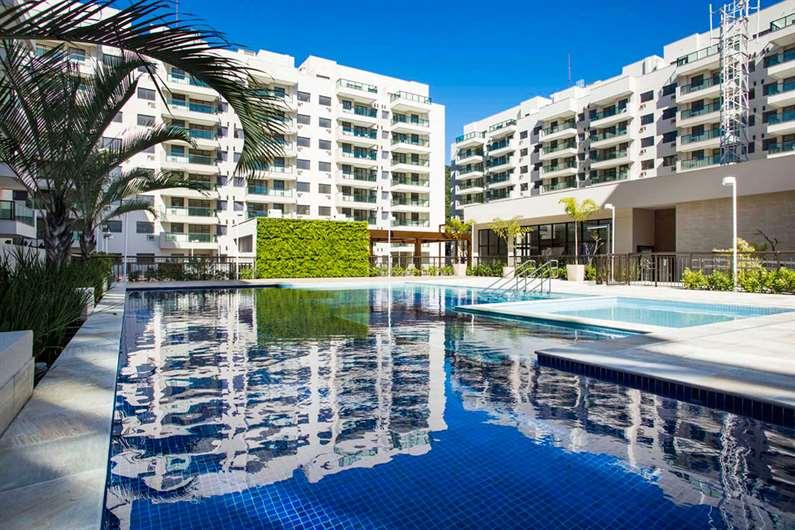 Lazer | Ocean Pontal Residence – Apartamentono  Recreio dos Bandeirantes - Rio de Janeiro - Rio de Janeiro