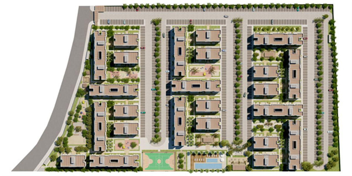 Planta:  | Vitória Maguary  - Apartamento no Centro de Ananindeua - Ananindeua PA