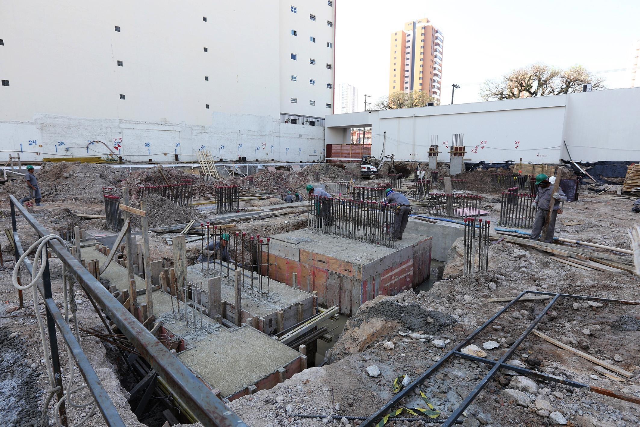 Início das obras   Varanda Tatuapé by Cyrela – Apartamentono  Tatuapé - São Paulo - São Paulo